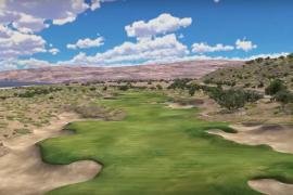 世界中の名門ゴルフコースを自宅で体験!