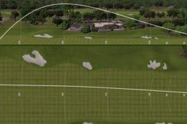 ゴルフショット練習方法:重視すべきは距離?方向?